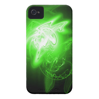 Beautiful Green Energy iPhone 4 Case-Mate Cases