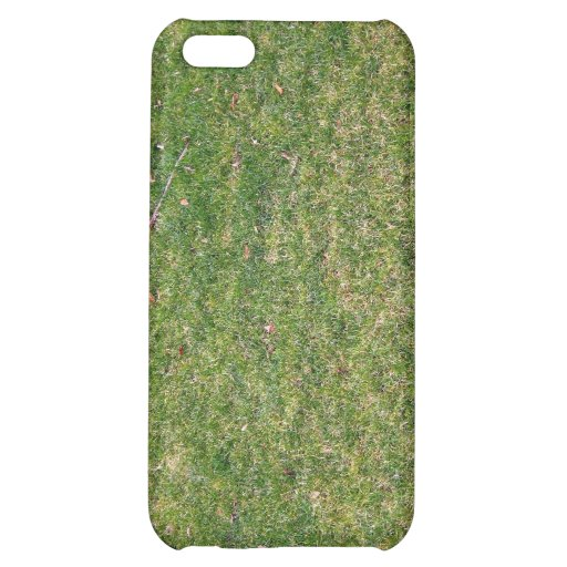 Beautiful Green Grass Background Case For iPhone 5C