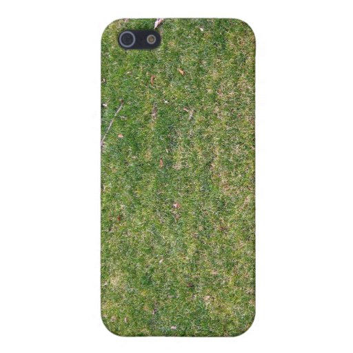 Beautiful Green Grass Background Case For iPhone 5