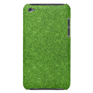 Beautiful green grass texture from golf course barely there iPod cover