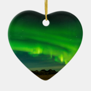 Godafoss Waterfall Iceland  #3310 2 x Heart Stickers 7.5 cm