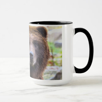 Beautiful Grizzly Bear Mug