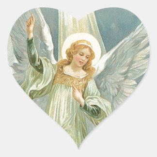 Beautiful Guardian Angel Sticker