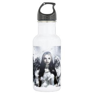 Beautiful Guardian Angel Water Bottle