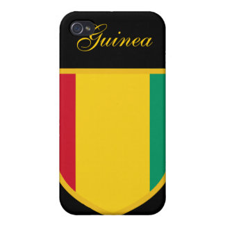 Beautiful Guinea Flag Case For iPhone 4