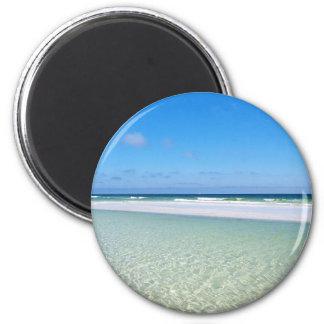 Beautiful Gulf of Mexico Fridge Magnets