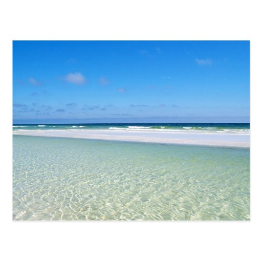 Beautiful Gulf of Mexico Post Card
