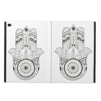 Beautiful Hand Illustrated Artsy Hamsa Powis iPad Air 2 Case