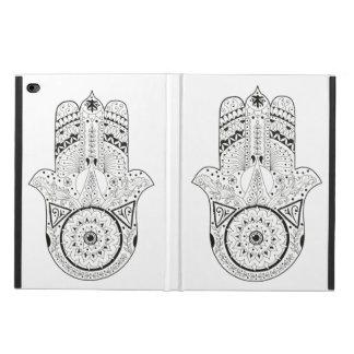 Beautiful Hand Illustrated Artsy Hamsa Powis iPad Air 2 Case