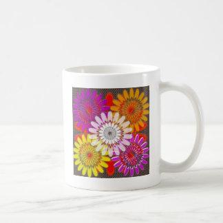 Beautiful HAPPY CHAKRA Sunflower Greetings GIFTS Coffee Mug
