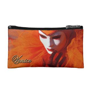 Beautiful Harlequin Makeup Bag