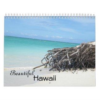 Beautiful Hawaii Calendar