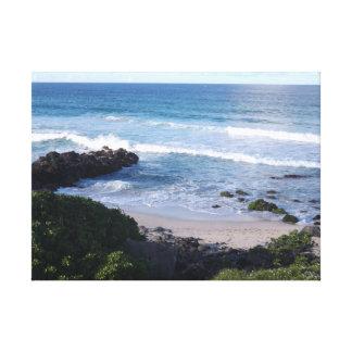 Beautiful Hawaii View Canvas Print