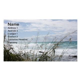 Beautiful Hawaiian Seascape Business Card