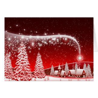 Beautiful HD Image Christmas Card