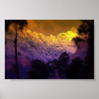 Beautiful heaven poster