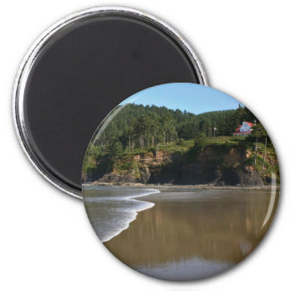 Beautiful Heceta Head, Oregon Magnet