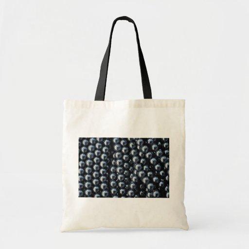 Beautiful Hematite beads on strings Bag