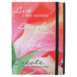 Beautiful Hibiscus iPad Pro Case