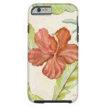 Beautiful Hibiscus iPhone 6 case