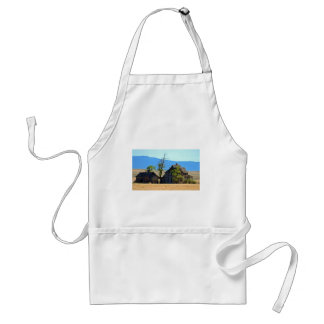 Beautiful Historic Ranch House Adult Apron