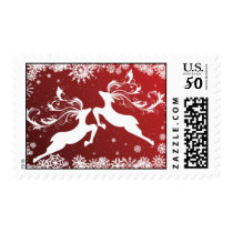 Beautiful Holiday Postage