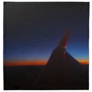 Beautiful Horizon Printed Napkin