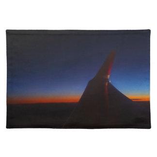Beautiful Horizon Cloth Placemat