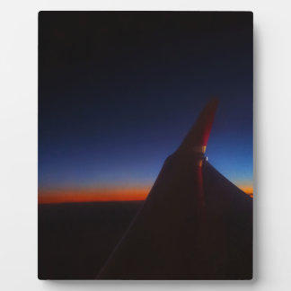 Beautiful Horizon Photo Plaque