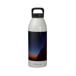 Beautiful Horizon Water Bottle