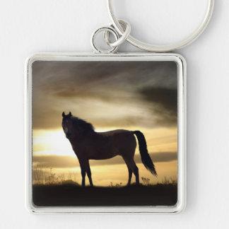 Beautiful Horse Art Keychain