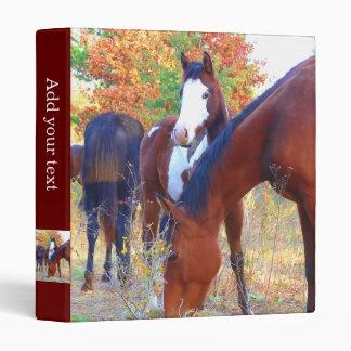 Beautiful Horse Binder