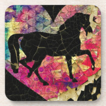 Beautiful Horse Coaster