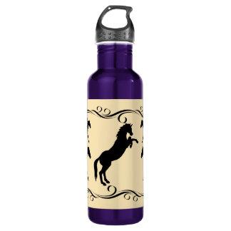 Beautiful Horse Design Liberty 24oz Water Bottle