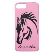 Beautiful Horse Design Smartphone Case