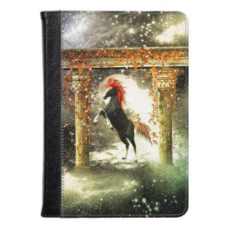 Beautiful horse in the universe kindle case