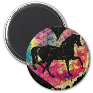 Beautiful Horse Magnet