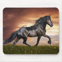 Beautiful Horse Mouse Pad