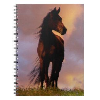 Beautiful Horse Notebook