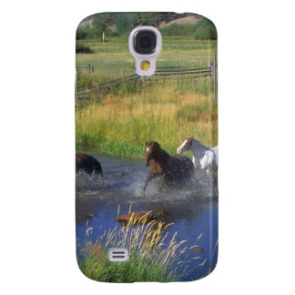 Beautiful Horse Ranch Destiny Nature Samsung Galaxy S4 Case
