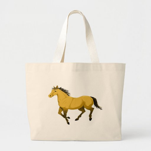 Beautiful Horse Sports Tote Bag