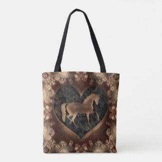 Beautiful Horse Tote Bag