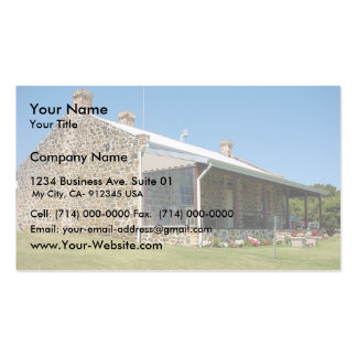 Beautiful House Of Mount Joy Homestead Business Card