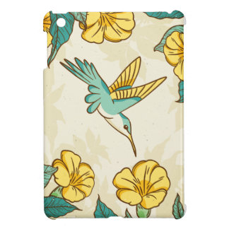 Beautiful Humming bird as texture iPad Mini Case