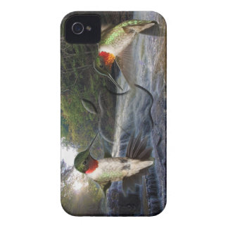 Beautiful Hummingbird - Iphone case