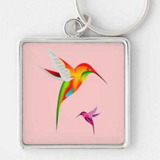Beautiful Hummingbirds, Colibri Keychain