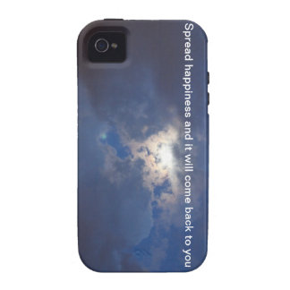 Beautiful, inspirational box for Iphone 4/4s vibe Case For The iPhone 4