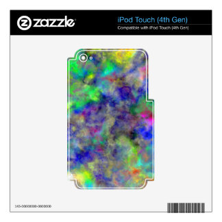 Beautiful iPod Touch 4G Decals