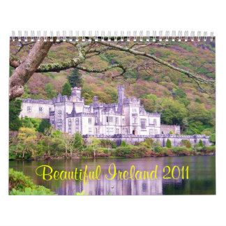 Beautiful Ireland 2011 Calendar