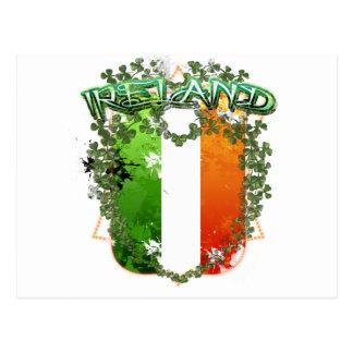 Beautiful Ireland Postcard